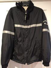 VTG Ralph Lauren Polo Jeans Co RL-67 Fleece Lined Jacket 3m Reversible SZ S-M-L