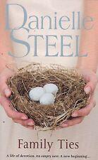 Family Ties Danielle Steel, Book, New Paperback