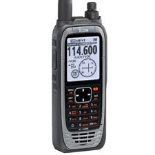 Icom Ic-A25C Vhf Airband Handheld Communication Transceiver Radio