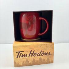 Tim Hortons Limited Edition Moose Coffee Tea Mug 2016