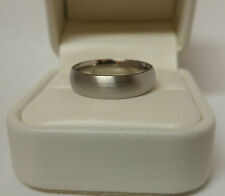 Wedding Band Ring Platinum 950 Jewelry  Comport Fit