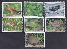 Nuova Zelanda New Zealand 2000 Uccelli 1924-30 MNH