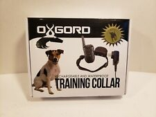 Shock Collar for Dogs - Safe w/Adjustable Intensity, Waterproof, Electric S