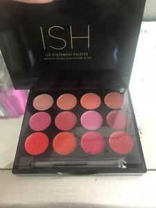 ISH lip statement palette