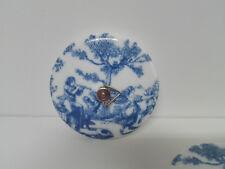 Tapon de porcelana ideal Baño Bañera Lavabo Decorado con imagenes de Epoca 52mmØ