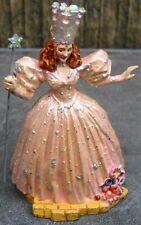 Wizard Of Oz Bronze Miniature Sculpture Figure Lmt Edition Glinda*