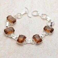 Honey Citrine Ethnic Handmade Bracelet Jewelry 16 Gms AB 90461