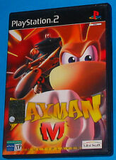 Rayman M - Sony Playstation 2 PS2 - PAL