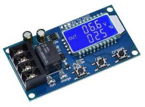 Batterie Control Solar Regler 10A 12V 24V 48V 6V-60V LCD