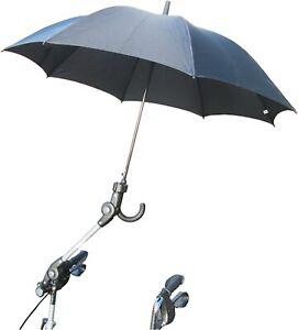 Regenschirmhalterung für Rollator ohne Schirm Rollatorschirm
