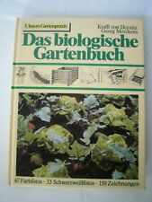 von Heynitz Merckens Das biologische Gartenbuch