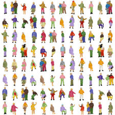 P150WDE Neu 100 × verschiedene Figuren Spur N 11mm