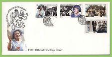 Fijian Royalty Stamps