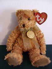 Ty Beanie Babies Teddy 100th Year Anniversary 2002 NWT