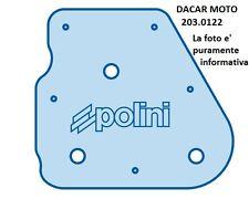203.0122 FILTRO DE AIRE POLINI APRILIA GULLIVER 50 LC - RALLY 50