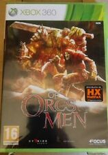 OF ORCS AND MEN XBOX 360 SIGILLATO EDIZIONE ITALIANA COMPATIBILE CON XBOX ONE