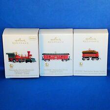 Hallmark 2012 Lionel Train Nutcracker Route Christmas Locomotive, Coach & Tender