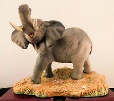 "Royal Doulton Endangered Animals Figurine ""African Elephant"" Da159"