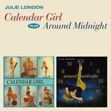Julie London - Calendar Girl / Around Midnight (Bonus Tracks) CD NEW