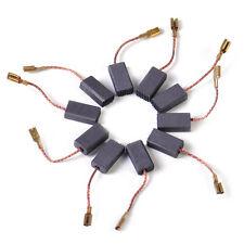 10pcs Carbon Brushes for BOSCH GWS 850 C GWS 7-115 GWS 8-125 GWS 9-125C GWS6-100