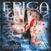 Epica : The Divine Conspiracy CD (2007) ***NEW*** FREE Shipping, Save £s