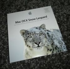 Apple Mac OS X 10.6 Snow Leopard Familienlizenz Intel iMac MacBook Mac mini Pro