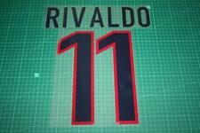 Barcelone 98/99 #11 rivaldo Awaykit nameset printing