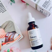 THE ORDINARY 100% Organic Cold-Pressed Rose Hip Seed Oil - NEW & Free Samples