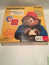 "New Sealed Pressman Paddington Bear ""Marmalade Madness"" Board Game"