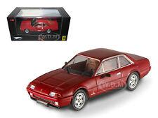 FERRARI 412 ELITE EDITION RED 1/43 DIECAST MODEL CAR BY HOTWHEELS N5595