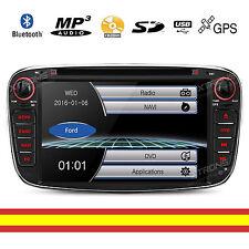 Pantalla Multimedia para modelos Ford DVD GPS USB Bluetooth Soporta Mirroring