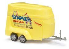 Busch 44921 Remorque chariot élévateur louer H0 # Neuf Emballage d'ORIGINE #