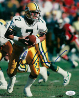 PACKERS Don Majkowski signed photo 8x10 JSA COA AUTO Green Bay Autographed