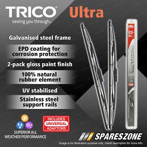 Front Trico Ultra Wiper Blades for Bmw 2500 2500 3 Series E3 E21 5 Series E12