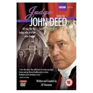 Judge John Deed Season 6 TV Series New 2xDVDs Region 4