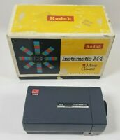 VINTAGE MINT KODAK INSTAMATIC M4 SUPER 8 MOVIE CAMERA Original Box