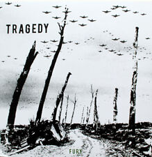"""TRAGEDY - FURY 12"""" mLP, green coloured vinyl, his hero is gone, from ashes rise"""