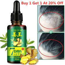 Regrow 7 Day Ginger Germinal Hair Growth Ointment Care Healthy Hair Essence Oil