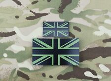 UK IR Flag Standard & Mini Patch Set Green UKSF SAS SBS SRR SFSG British Army