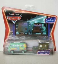 Disney Pixar Cars Supercharged Movie Moments Fillmore & Sarge New
