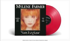 Mylène Farmer Sans Logique Maxi 45T Vinyle Couleur