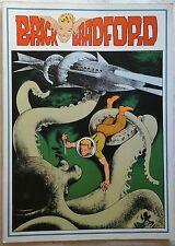 BRICK BRADFORD tavole domenicali a colori collana gertie daily 93 comic art 1980