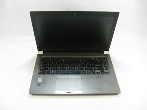 """Toshiba TECRA Z40-B 14"""" Laptop 2.0GHz i3-5005U 8GB RAM (Grade C No Battery)"""
