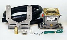Fleetguard RN24006 Oil Level Regulator with mounting bracket, hose and fittings