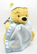 "Winnie The Pooh Plush 9"" Bedtime Pooh Gund Inc"