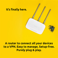 Pre Flashed / Configured Plug & Play VPN Router - Pro
