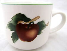 Cades Cove Collection Coffee Cup By Citation Apple Blossoms Tea Mug Cherries