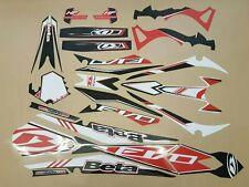 2013 BETA EVO 125 200 250 300 GRAPHICS KIT DECAL KIT STICKER KIT TRIALS DECAL