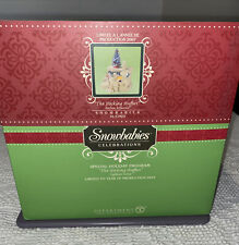 Dept. 56 Snowbabies  Stocking Stuffers Limited Edition 2007 New in Box-56.67923
