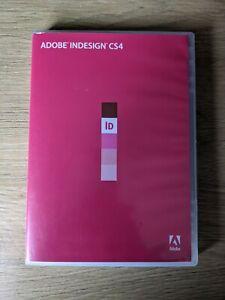 Adobe Indesign CS4 full version genuine Mac OS X